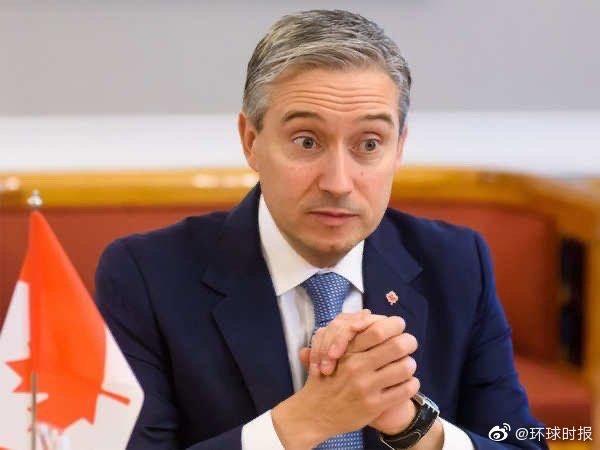 加外长:加拿大放弃与中国的自由贸易谈判