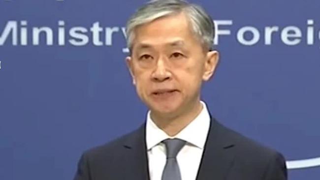 外交部:敦促蓬佩奥之流尊重事实 停止喋喋不休的反华言论
