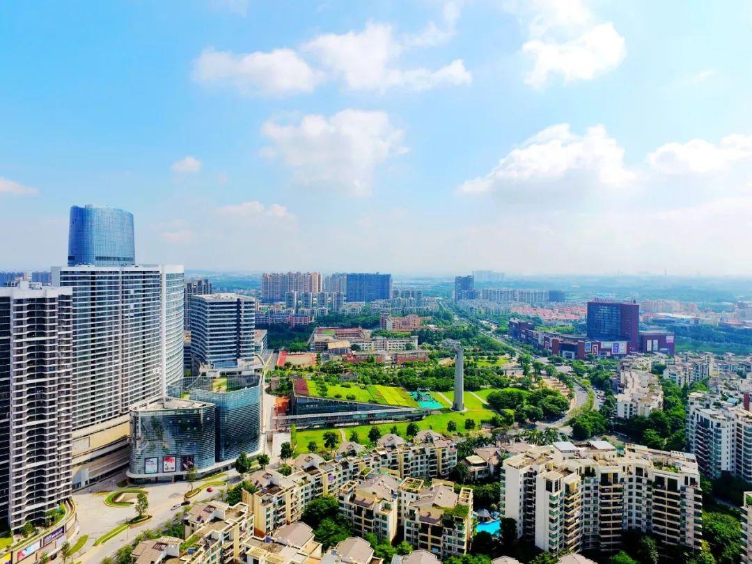 佛山高新区重要区域狮山:中国百强镇第二、广东第一!