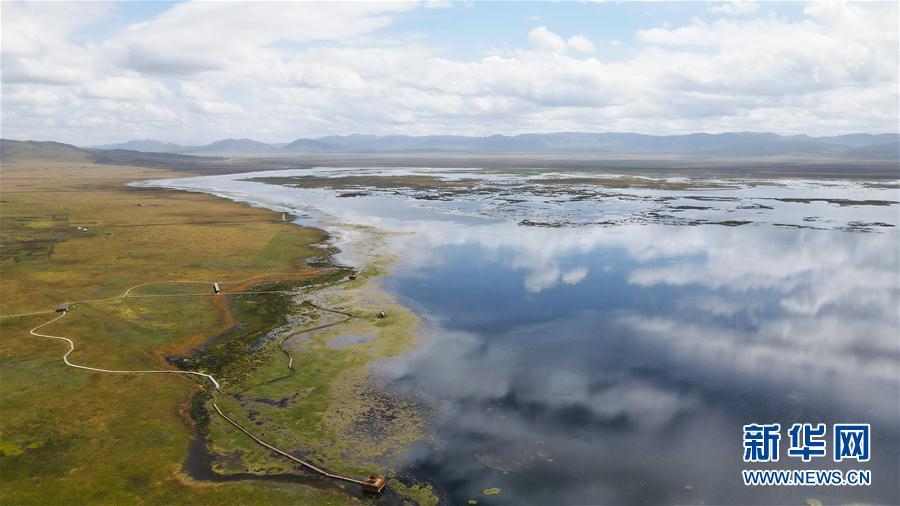 (美丽中国)(3)秋日尕海湖