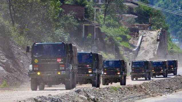 【快猫网址秘籍】_这是在吓唬谁?印度媒体称印军山地战部队已经拉响最高警报