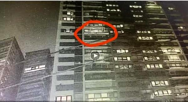 监控视频锁定嫌疑人所住房间