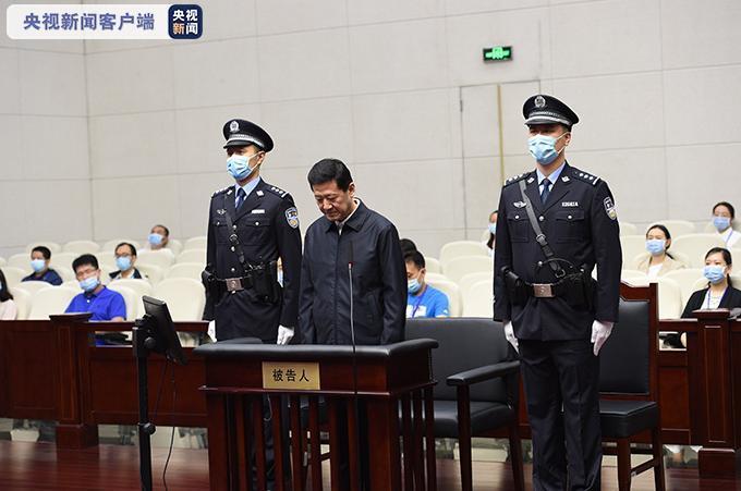 陕西省原副省长陈国强受贿案一审宣判:获刑13年 曾当庭落泪悔罪