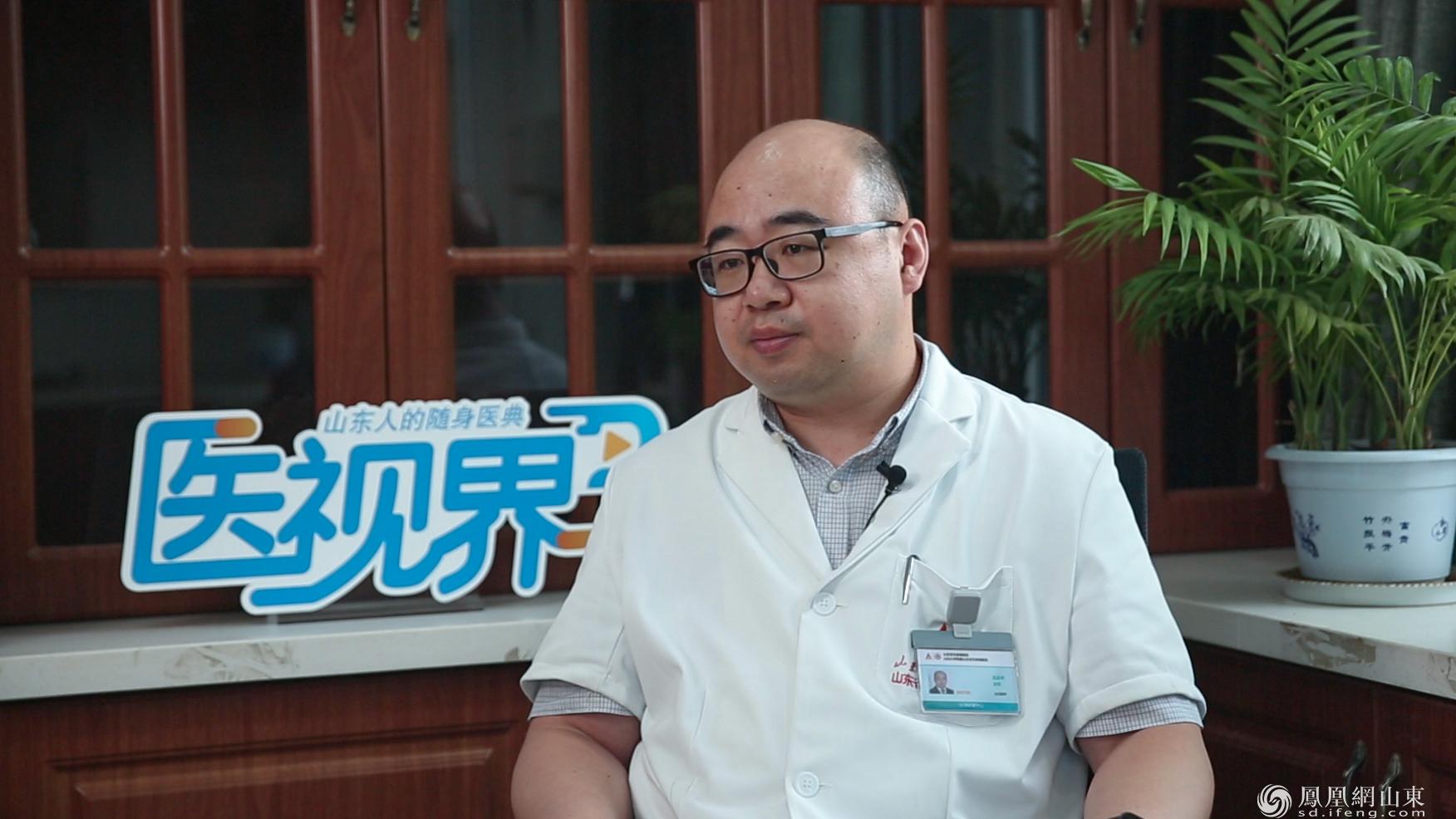 山东大学附属省耳鼻喉医院头颈外科主任医师——吕正华