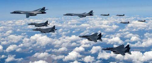 """磨刀霍霍的东北亚第二大四代机群,威胁的不只是""""最高司令官"""""""