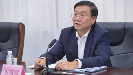 【虎林网】_王凤朝当选成都市市长