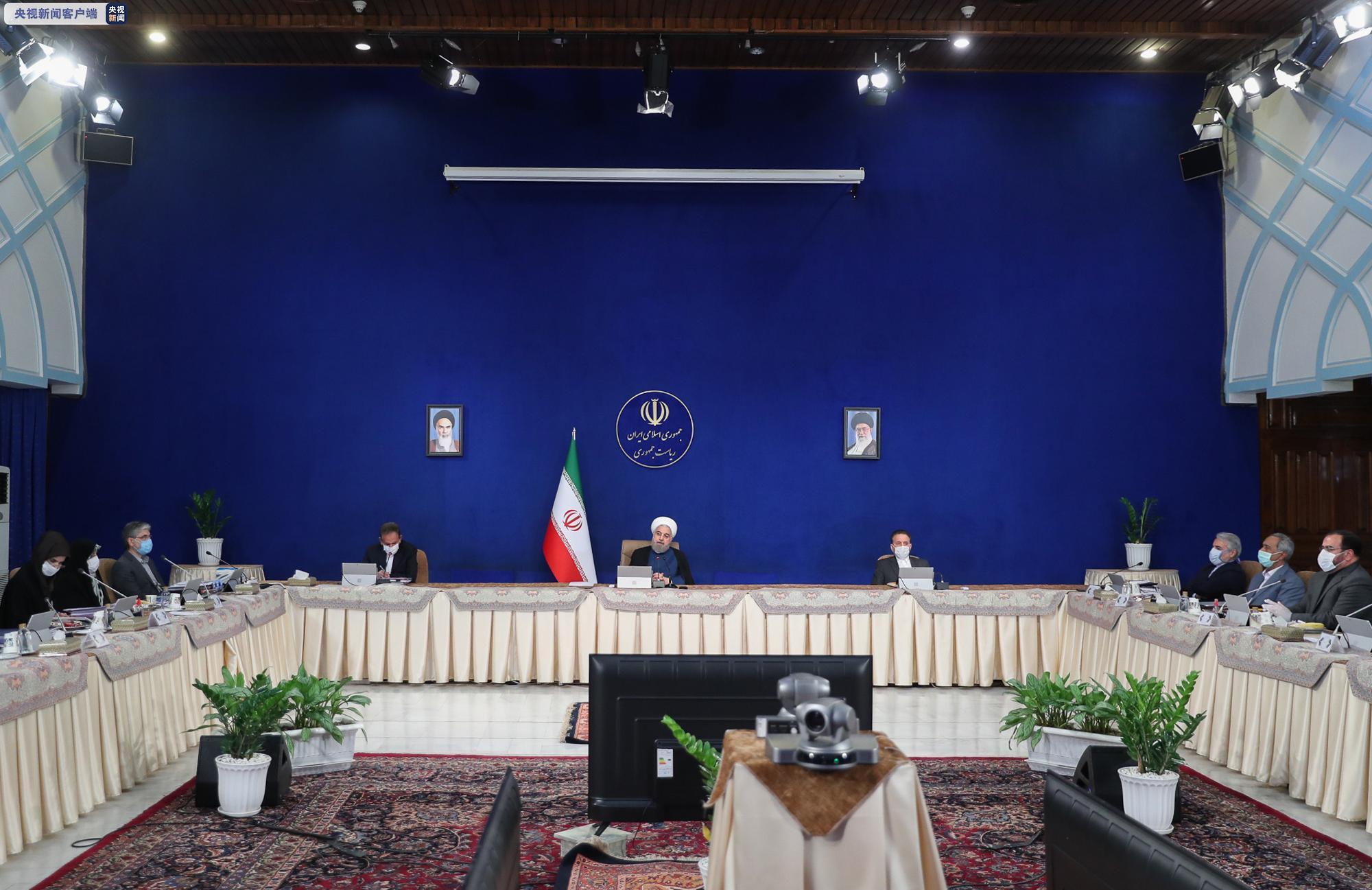 【星尘传说sf】_伊朗总统:美国若采取任何行动 将面临伊朗决定性回应