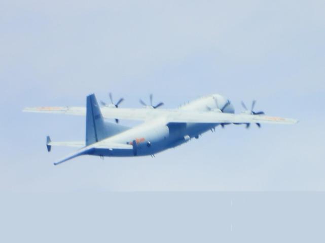 7天内第6次!台媒:解放军飞机又双叒来了