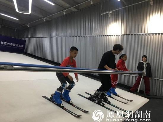 乐运魔方室内滑雪训练馆