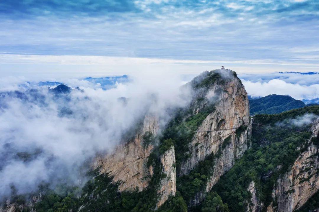 栾川龙峪湾10月1日国庆节、中秋节对全国游客免门票