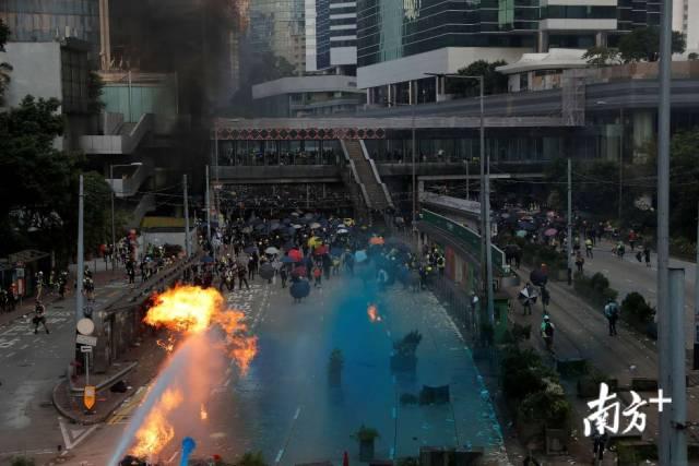 【武汉快猫网址优化】_乱港组织煽动十一游行,香港警方发出反对通知书