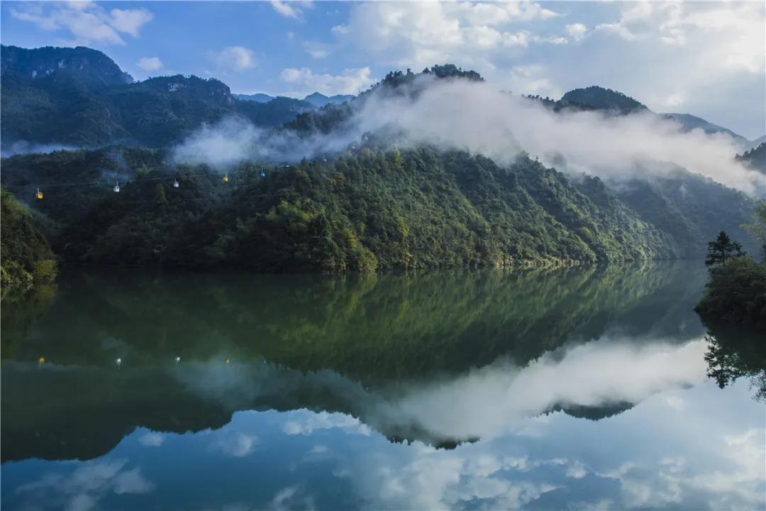 """""""江西森林旅游""""推介 带你领略美轮美奂的江西森林四季"""