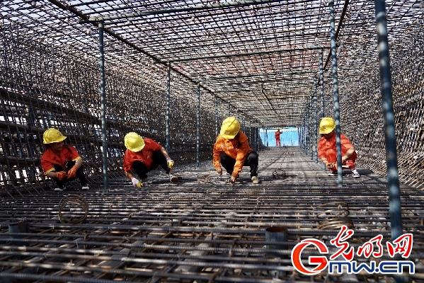 【发现最美铁路】防东铁路建设进度过半 擘画中越兴边富民发展蓝图