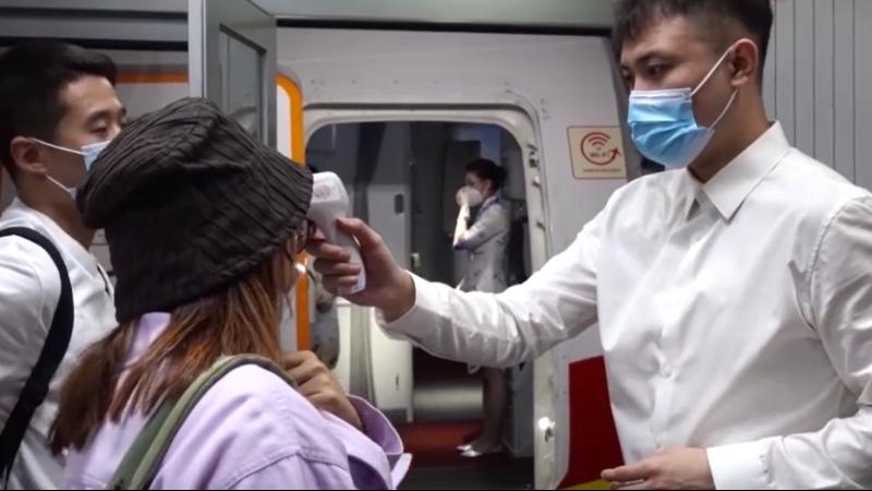 2万多中国留学生将从重庆乘包机赴英国复学:像吃下定心丸