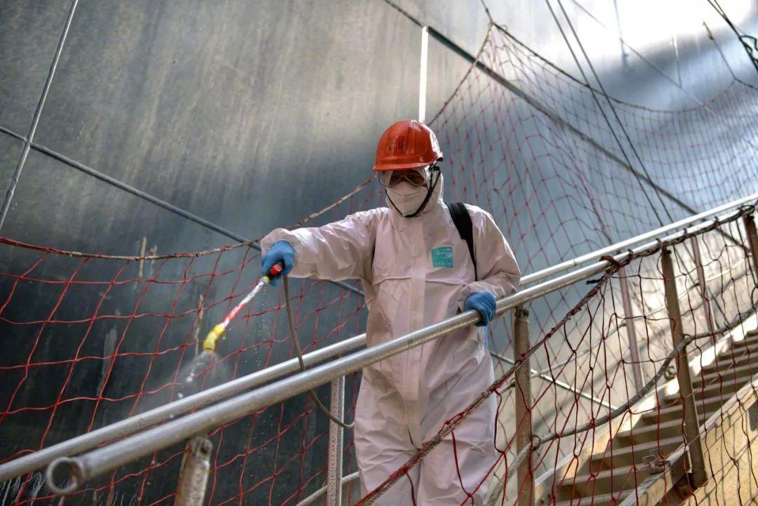 【鲨皇快猫网址】_青岛港组织1.2万名员工核酸检测,结果全部为阴性