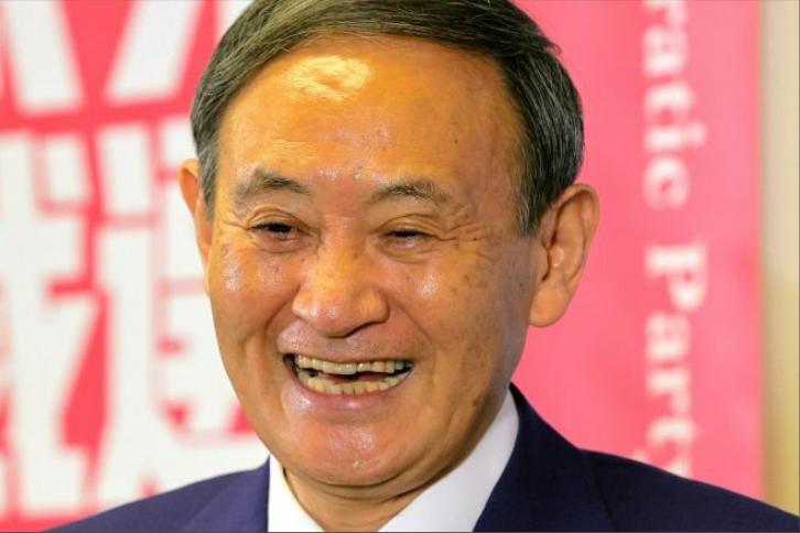 【图书搜索引擎】_就任日本首相后 菅义伟名片炒出一万多日元高价