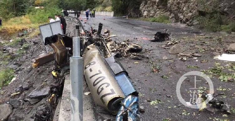 【快猫网址发外链】_四川黑水直升机坠毁事故致3死 同型号飞机2年前在云南机毁人亡