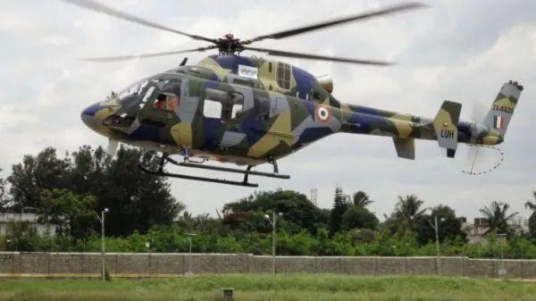 """自产直升机到位,中印边境的印军""""准备好了""""?"""