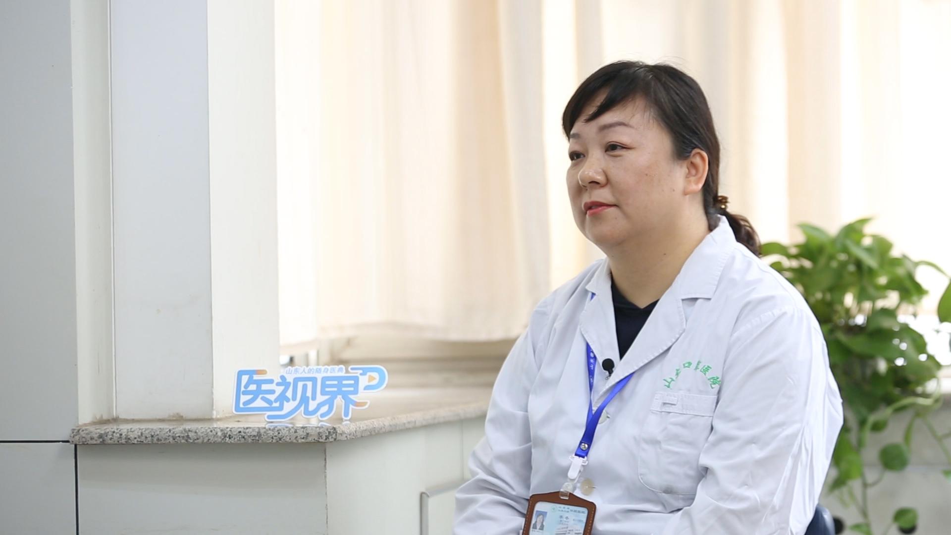 山东大学口腔医院副主任医师——李冬