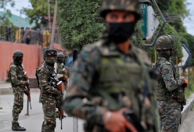 【亚洲天堂排名培训】_印度部队一天内两次遭袭击