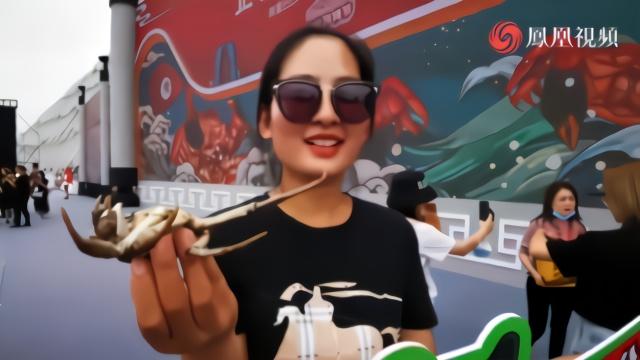 阳澄湖大闸蟹开捕现场 总产量预计超1万吨