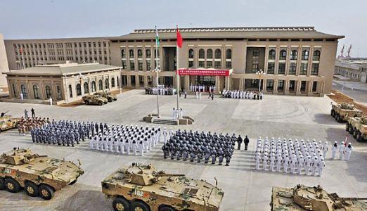 【网址排名】_外媒翻炒中国在吉布提建后勤保障基地 中使馆回应