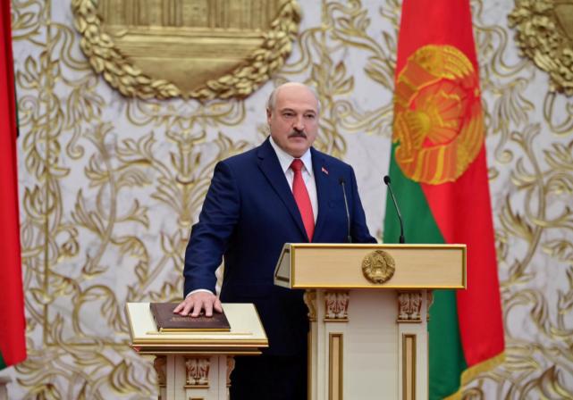 【企业网络营销策划】_欧盟27国发表声明,拒绝承认白俄罗斯总统卢卡申科政权