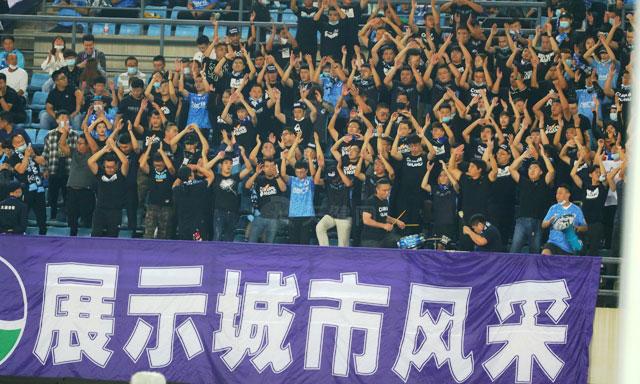 第一阶段收官战 大连人队0:1广州恒大