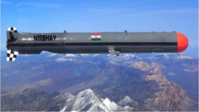 """""""无畏""""(Nirbhay)式远程亚音速巡航导弹"""