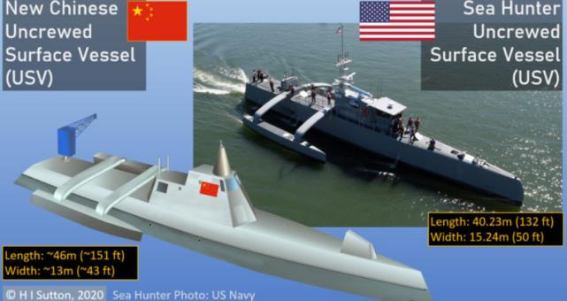 【搜索引擎原理】_中国新无人战舰曝光,比以往型号大得多!外媒又指责抄袭