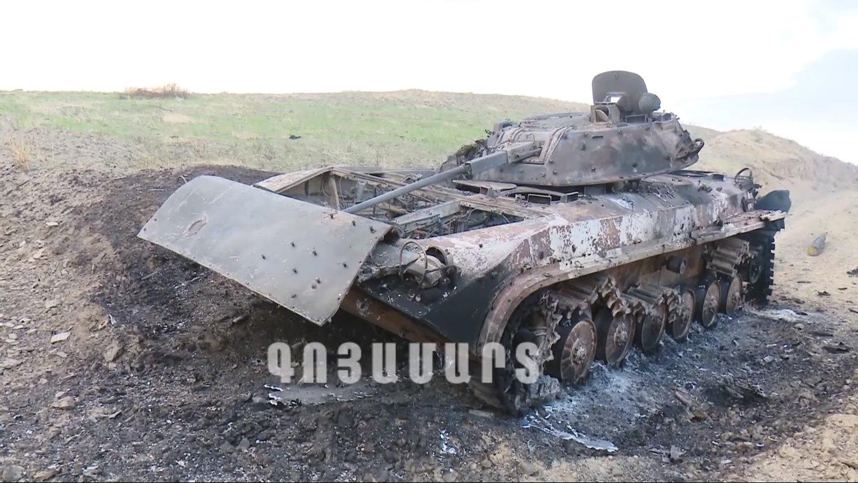 亚美尼亚阿塞拜疆激烈交火!双方公布战果和歼敌画面