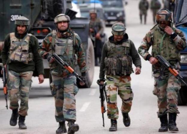 【长春网站推广】_印度边境士兵执勤时突然举枪自尽 已是本周第二起