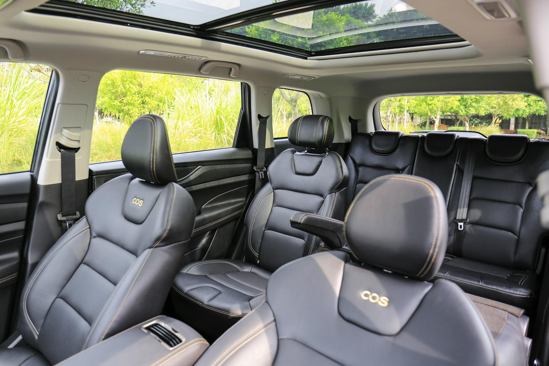 长安欧尚科赛Pro上市 大7座SUV/8.59万起售(图5)