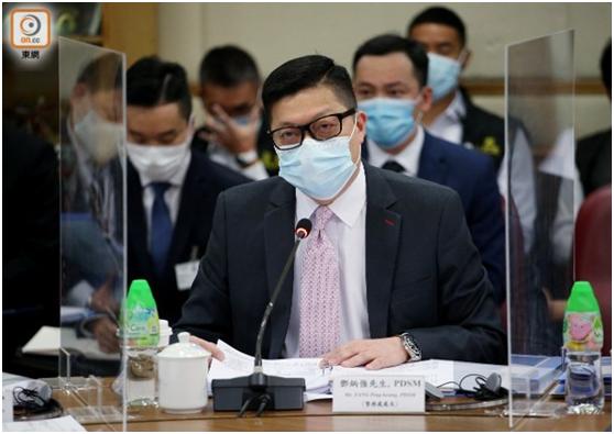 """【旺道快猫网址】_港警""""一哥"""":香港国安法实施至今已拘捕逾20人,其中2人被检控"""