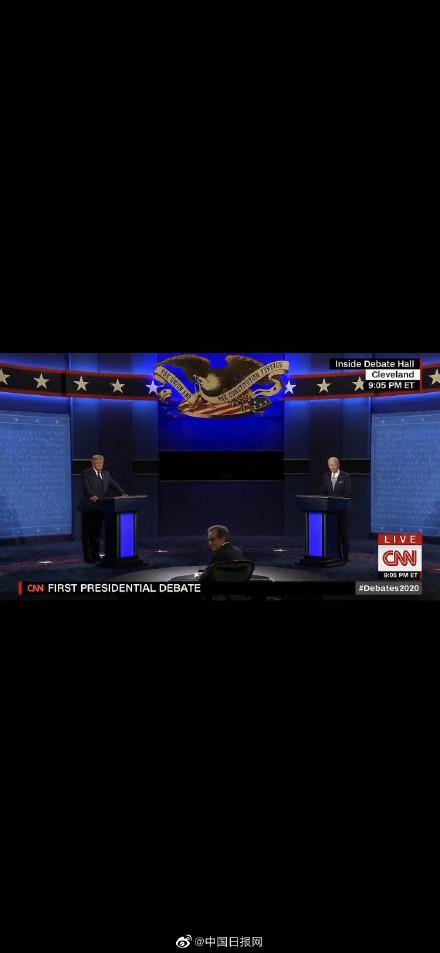 【seo入门】_特朗普和拜登首次辩论登场