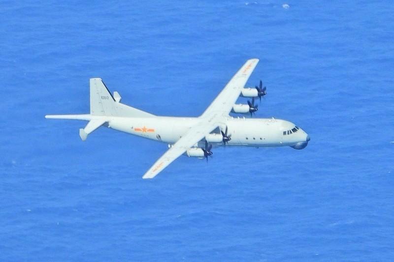 【义乌快猫网址】_台媒:解放军军机连续13天进入台湾空域 破本月最早出没记录