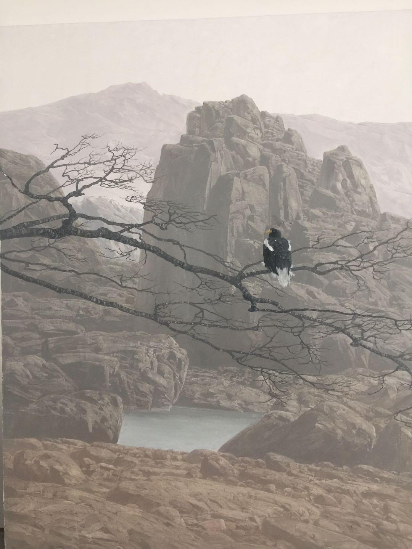 """""""中国达沃斯""""论坛上的宁波籍艺术家  ——张顺川其人其画"""