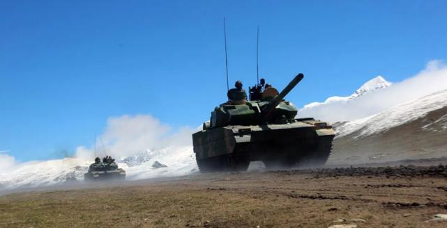 一厢情愿的迷之自信!印军就是这么推演与中国的边境战争?