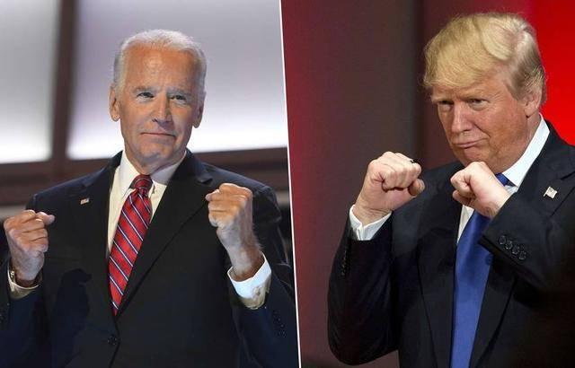 【刷百度快照】_电视辩论首战在即,拜登获诺奖提名,特朗普:他需要药检!