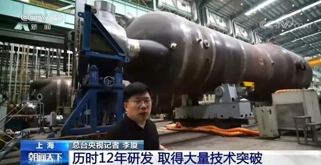 """中国三代核电技术""""国和一号""""研发完成 填补多项技术工艺空白(图5)"""