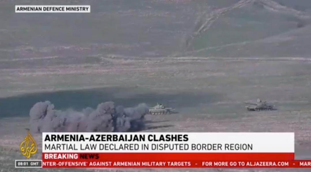 【久久热在线优化分析】_亚美尼亚和阿塞拜疆冲突升级,五问释疑
