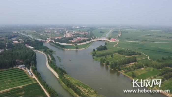 170公里!滹沱河形成河北省生态补水最长河道