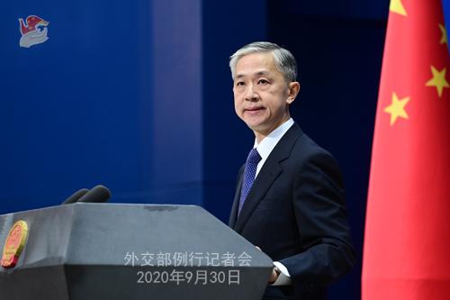 特朗普与拜登电视辩论提及中国 外交部:坚决反对美方拿中国说事