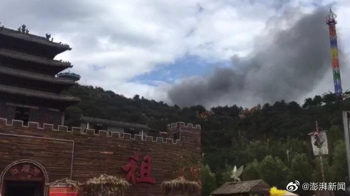 山西景区冰灯雪雕馆发生火灾致13死 国务院挂牌督办
