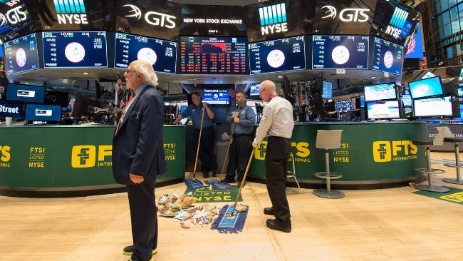 新一轮财政刺激计划有盼头,美股全线收高道指涨超400点