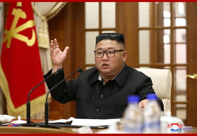 【龙卷风优化软件】_金正恩主持朝鲜政治局会议 指出防疫工作缺点