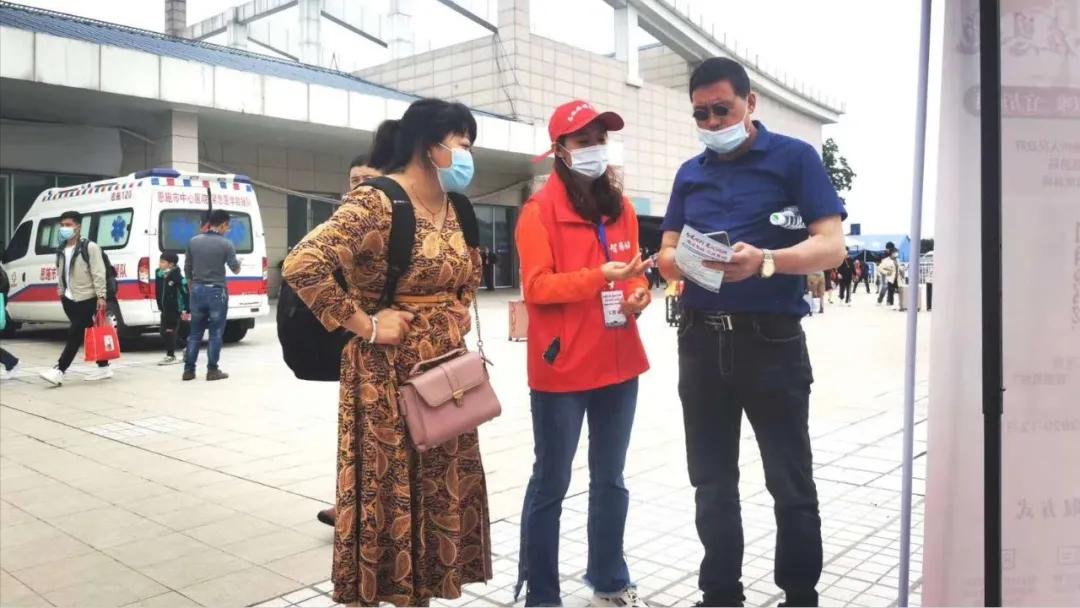 恩施州旅游志愿服务为游客带来暖心体验