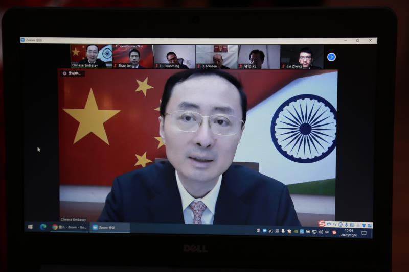 【点点亚洲天堂】_驻印大使介绍中印关系近况 还提出三点希望