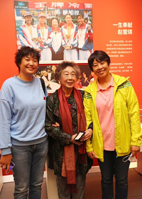 天女王朝奠基人 赵雪琪:我就是个退休老太太
