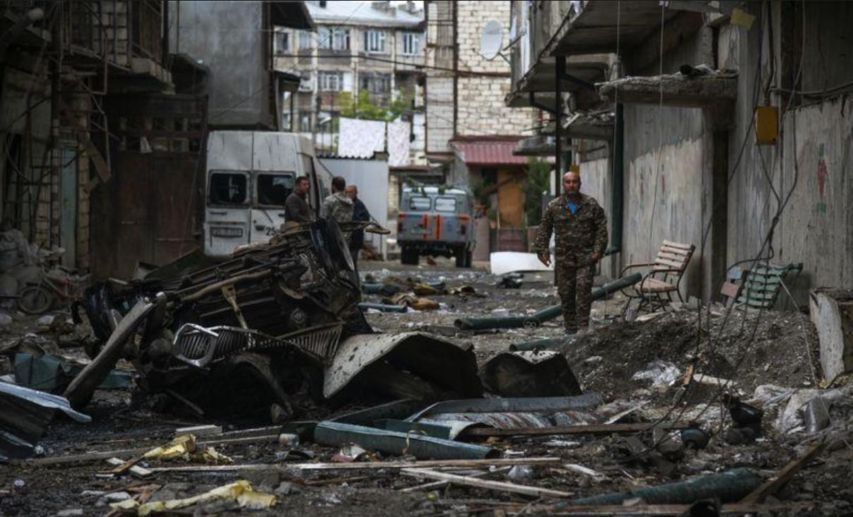 """已有数百人死于纳卡冲突!土耳其为何如此""""力挺""""阿塞拜疆?"""